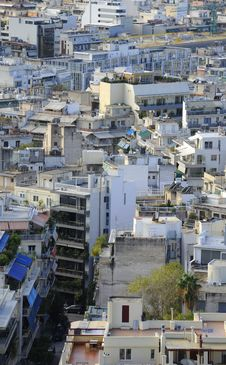 Free Roofs Of Athenes Stock Images - 16628994