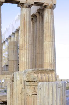 Free Parthenon Royalty Free Stock Images - 16629209