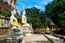 Free Wat Chai Stock Photo - 16629220