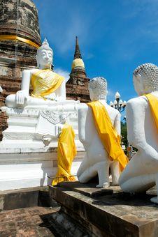 Free Wat Chai Stock Image - 16629341