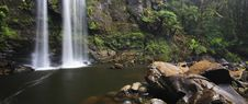 Free Hopetoun Falls Panorama Stock Photo - 16629450