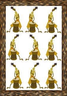 Free African Musical Stock Photos - 16629463