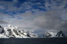 Free Antarctica Glacier Stock Photography - 16629512
