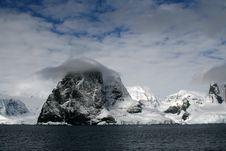 Free Antarctica Glacier Stock Photography - 16629522