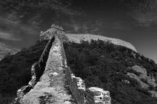 Free Great Wall Of China Royalty Free Stock Photography - 16629667