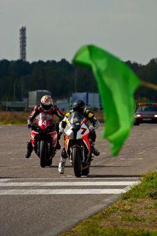 Free Superbike Royalty Free Stock Photo - 16629725