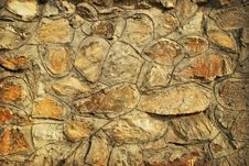 Free Stone Wall Texture Stock Photography - 16629832