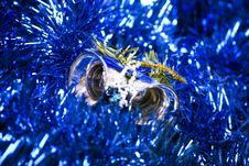 Free Christmas And New Year Decorations Royalty Free Stock Photos - 16629888