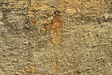 Free Old Orange Stone Wall Royalty Free Stock Photos - 16629918