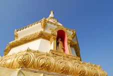 Free Pagoda And Buddha Image Stock Photos - 16629943