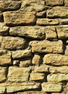 Free Stone Wall Texture Royalty Free Stock Photography - 16629957