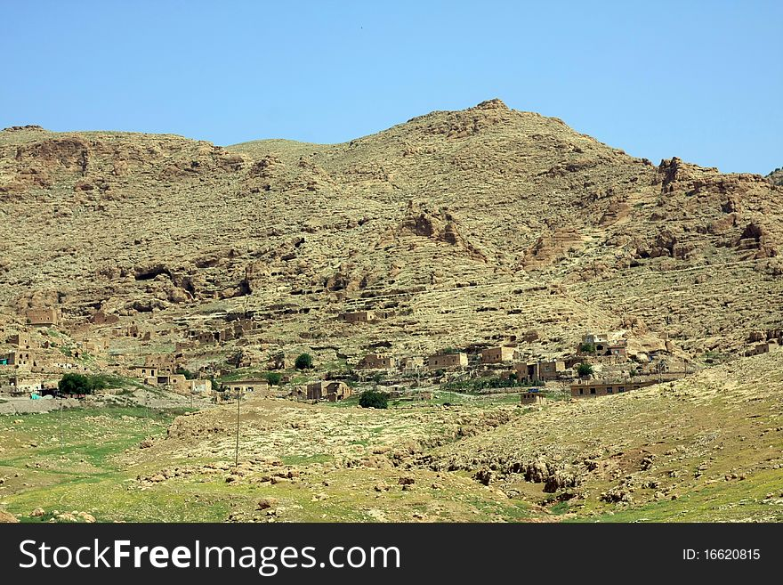 Countryside of Nusayin, Mardin.