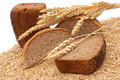 Free Bread With Wheat And Ears Stock Photo - 16635100