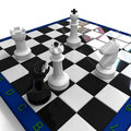 Free Chess Checkmate Stock Images - 16638694