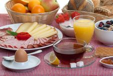 Free Breakfast Stock Image - 16631391