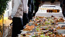 Abundance On The Table Stock Image
