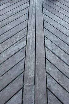 Free Wooden Floor Royalty Free Stock Photo - 16634625