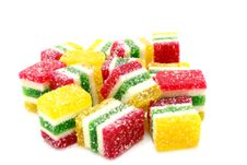 Free Multi-coloured Fruit Candy Royalty Free Stock Photo - 16634725