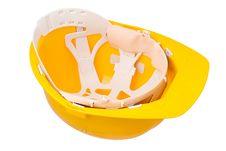 Free Yellow Helmet Stock Images - 16635294