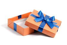 Free Color Gift Box Stock Images - 16635404