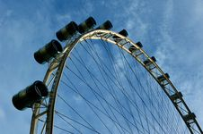 Free Singapore Flyer Stock Image - 16636551