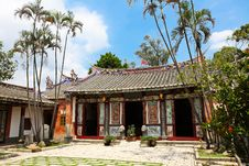 Chinese Style Temple Royalty Free Stock Photography