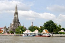Free Bangkok River Stock Photos - 16637693