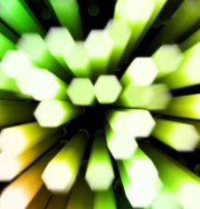 Colorful Background Motion Royalty Free Stock Photography