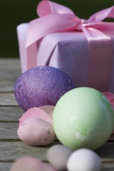 Free Easter Eggs Stock Photo - 16637990