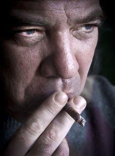 Free Smoker Royalty Free Stock Photos - 16638058