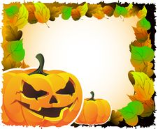 Free Bright Halloween Background Royalty Free Stock Images - 16638189