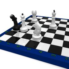 Free Checkmate Stock Photo - 16638680