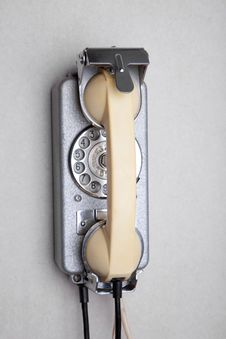 Free Old Ship Telephone Royalty Free Stock Photos - 16638878
