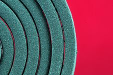 Free Mosquito Coil Macro Royalty Free Stock Images - 16639139