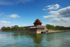 Free The Imperial Palace S Corner Tower Stock Images - 16639364