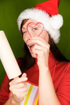 Free Christmas Baker Stock Image - 16639521
