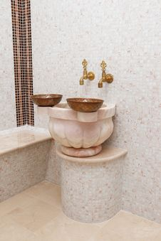 Free Turkish Hamam Stock Photo - 16639710