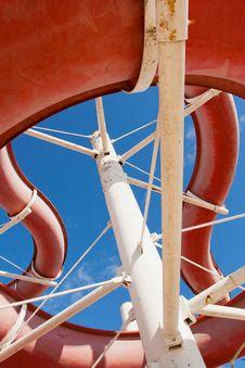 Free Water Slides Royalty Free Stock Image - 16639836