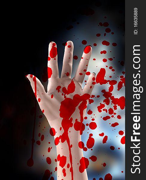 Hand Of A Killer