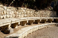 Free Ancient Stone Benches Royalty Free Stock Image - 16643146