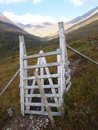 Free Gate To The Mountains Royalty Free Stock Photography - 16647497