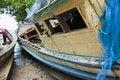 Free Old Fishing Boat Stock Photo - 16649390