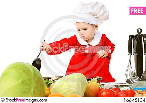 Free Cook Stock Images - 16645134