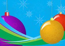 Free Christmas Background Royalty Free Stock Photo - 16640005