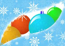 Free Christmas Background Stock Photography - 16640032