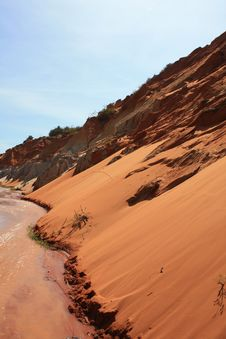 Free Redsand Stock Images - 16640224