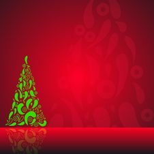 Free Red Christmas Background Royalty Free Stock Photo - 16640775