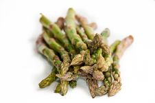 Free Bunch Of Fresh Asparagus Stock Photos - 16640883