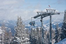 Free Ski Resort Schladming . Austria Stock Image - 16641031