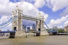Free Tower Bridge (London) Stock Photography - 16641232